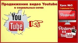 видео Что такое социальная сеть Pinterest