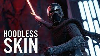Hoodless Kylo Ren Skin | Star Wars Battlefront II Mod thumbnail