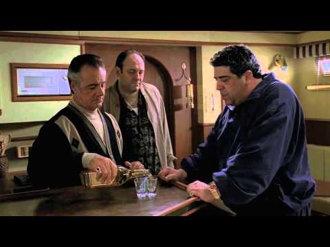 The Sopranos - Pussy gets Whacked