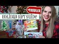 BEST GIFT IDEAS FOR TODDLERS  2019 🎁  What We Bought Our 2 Year Old for Christmas
