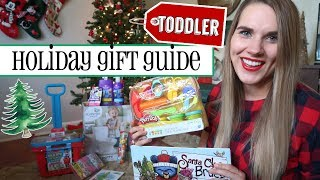 Gift Guide For Toddlers 2019 🎁 What We Bought Our 2 Year Old For Christmas