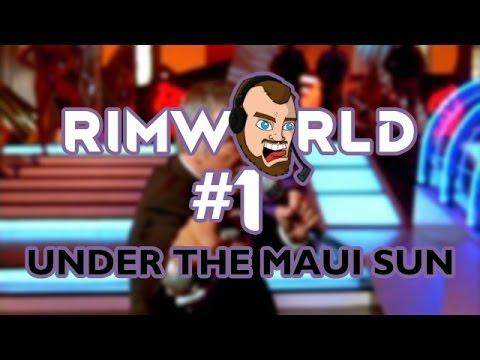 RimWorld #1 · Gaystack! Dogtime! and Pogg!
