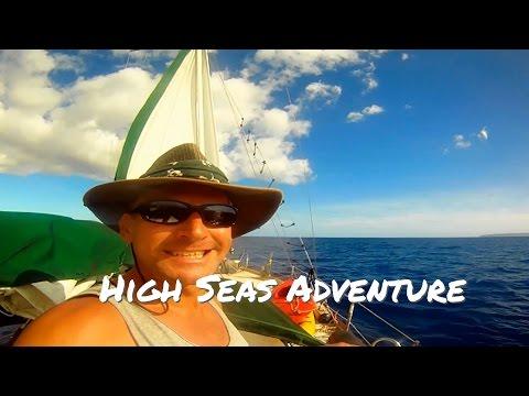 Sailing the Seven Seas into Pacific, Offshore Sailing Solo Aulani Aloha Ep. 2