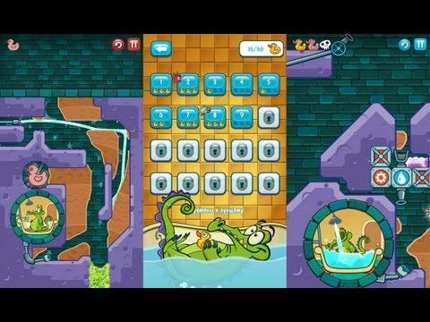 Крокодильчик Свомпи (Где моя вода?) для Windows Phone 8