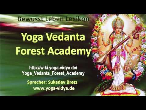 Yoga Vedanta Forest Academy