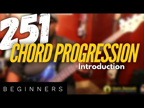 PLAY THE 2-5-1 PROGRESSION LIKE A PRO | Bass Guitar Tips ~ Daric Bennett's Bass Lessons
