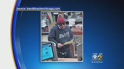 North Riverside Mall Robber Possibly Wanted For Previous Bank Robbery