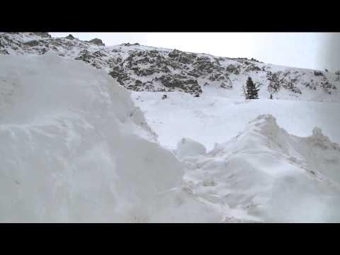 Avalanche Mitigation on Loveland Pass