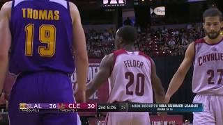 Kay Felder's top plays of Vegas Summer League thumbnail