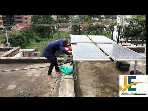 """""""JOHWATECH"""" ELECTRICAL CONTRACTORS; SOLAR POWER SYSTEM, HYBRID INVERTER 1000W-4000W 12VDC and 24VDC"""