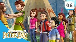 Peter Pan - Episode 6 - The Secret Of Long John Pepper FULL EPISODE