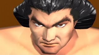 Virtua Fighter 3Tb Taka-Arashi Longplay (Dreamcast) 60FPS