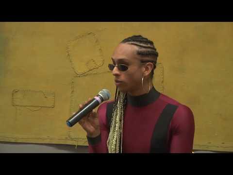 MAR de Música   Bate-papo com Linn da Quebrada