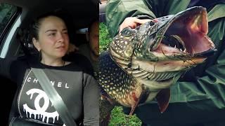 Як Tata Sweet полюбила риболовлю. Про дівчат рибачок. Про Західній Україні