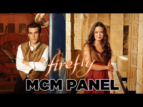 Firefly MCM Platinum Panel With Summer Glau and Sean Maher | Airlim