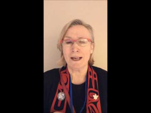 Carolyn Bennett, Member of Parliament and Chair of the Liberal Women's Caucus in Canada