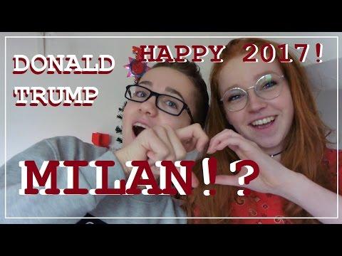 SUPRISEVISIT TO MILAN, KILLING DONALD TRUMP & STEALING | TEA TIME #4 | BYELLENMOORE