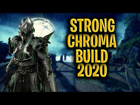 [WARFRAME] STRONG CHROMA BUILD 2020