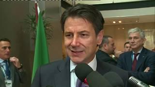 G20 Argentina, punto stampa del Presidente Conte