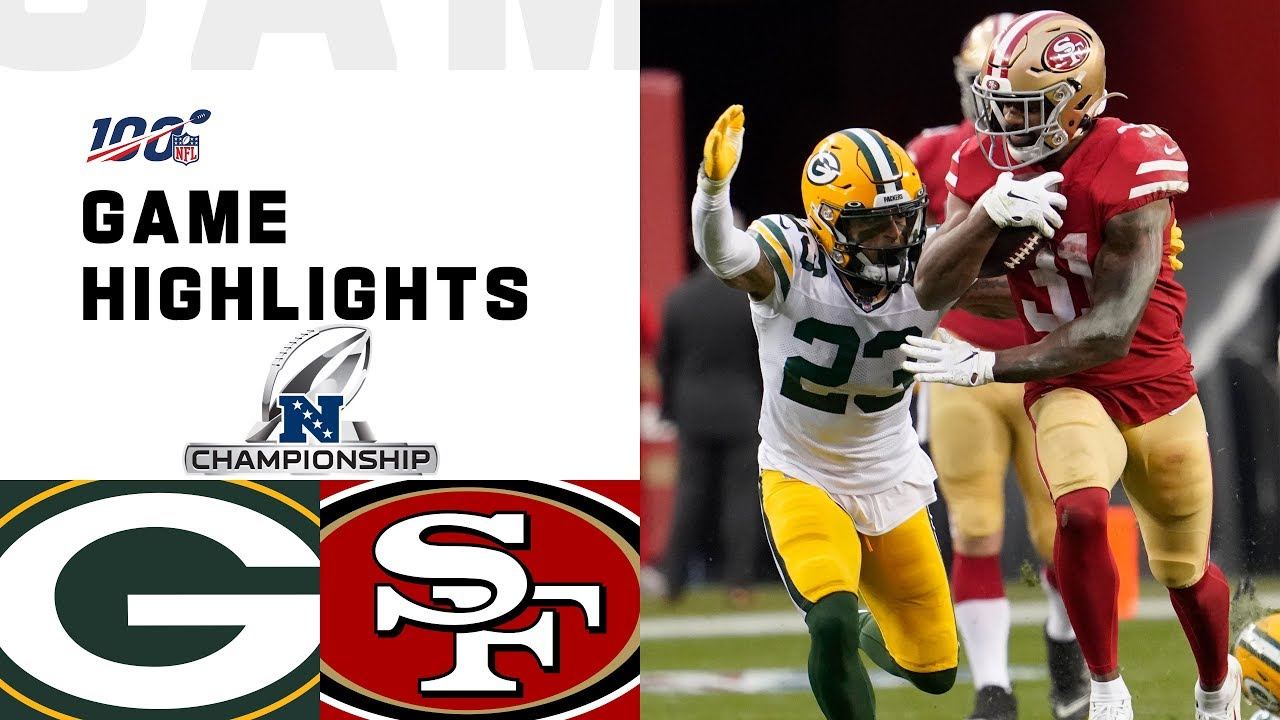 NFC Championship game: Green Bay Packers vs. San Francisco ...