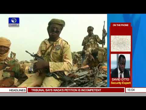 Network Africa: Niger Declares 3 Days Of Mourning Over Terrorist Raid