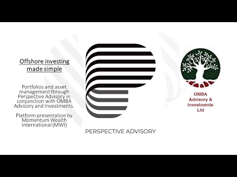 Perspective Advisory Offshore Investment Presentation