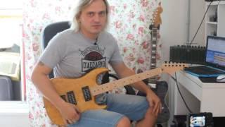 Импровизация на гитаре с Дмитрием Андриановым - От простого к сложному