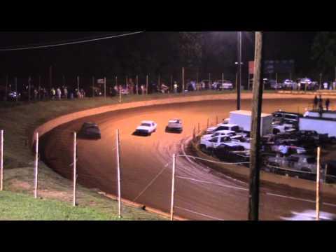 Winder Barrow Speedway Stock Four Cylinders 7/18/15