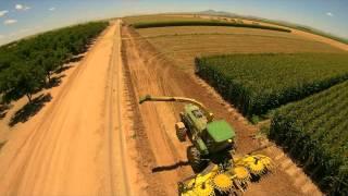 ROBINSON FARMS 2015 CORN HARVEST (OVERSEAS VERSION)