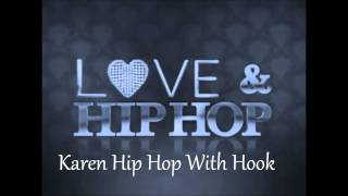 Karen New Hip Hop Instrumental With Hook ( Dilemma)