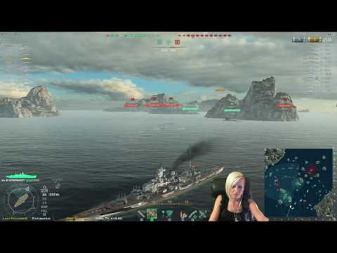 """World of Warships: """"Got the hang of it"""" [GER/ENG]"""