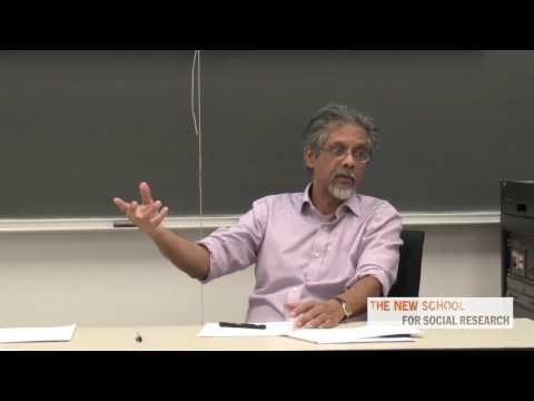 Anwar Shaikh on Value and Price in Smith, Ricardo, Marx