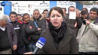 تيزي وزو: عمال الجزائرية للمياه في إضراب للمطالبة بالزيادة الأجور