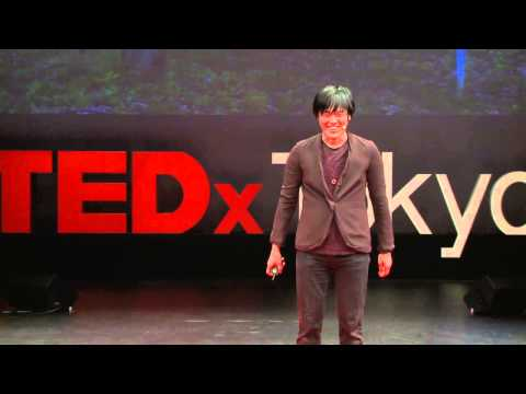 Take back the aesthetics of Japan: Eisuke Tachikawa at TEDxTokyo