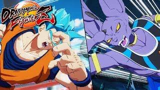THE WORLDS STRONGEST! Surpassing A God Of Destruction   Dragon Ball FighterZ