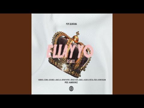 Ella y Yo (Remix) (feat. Farruko, Ozuna, Arcangel, Anuel Aa, Bryant Myers, Kevin Roldan, engo...
