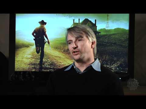 The Walking Dead  Executive Producer Glen Mazzara