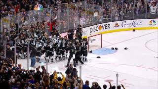 6/13/14 - Kings Clinch Stanley Cup - Bob Miller's Call