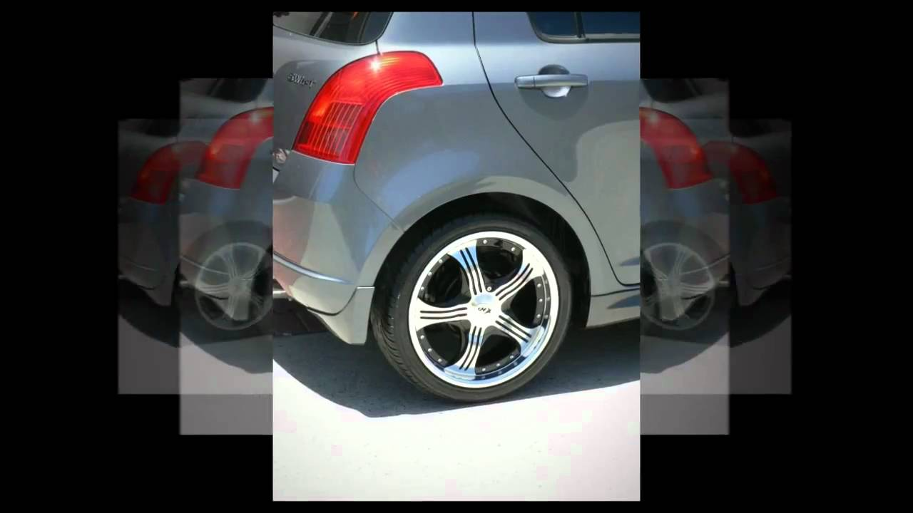 Worksheet. F1 Wheel  Tyre Suzuki Swift rolling on 17 inch Motos  YouTube