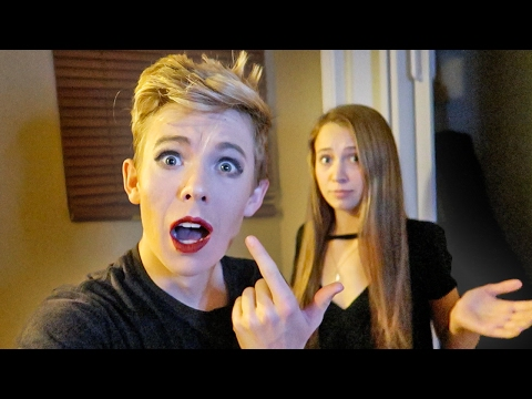 SHE RUINED MY FACE!