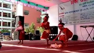 Garo/Achick video song by Anadi Jania D Sangma