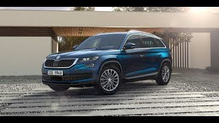 All-New Skoda Kodiaq launched in India; Priced at INR 34.49 Lakh