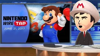 Mario Odyssey E3 Impressions | Nintendo Wiretap | June 21st, 2017