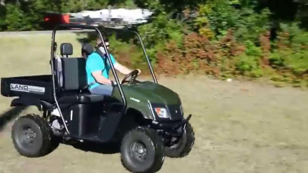 LANDmaster LM400 by American Sportworks Demo Video
