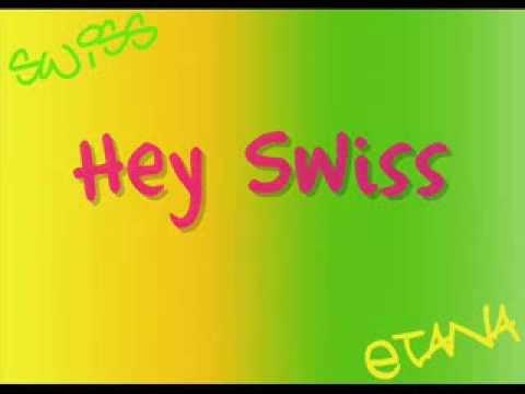 "Swiss & Etana : ""If Tomorrow Never Comes"" LYRICS"