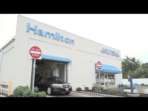Eco Friendly Car Washes At Hamilton Honda