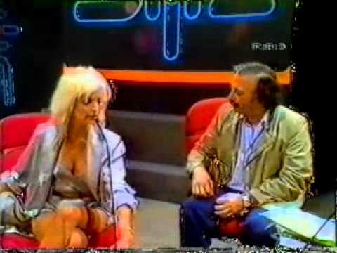 Patty Pravo intervista Blitz 1982