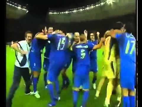 """Rigore """"Fabio Grosso"""" mondiali 2006"""