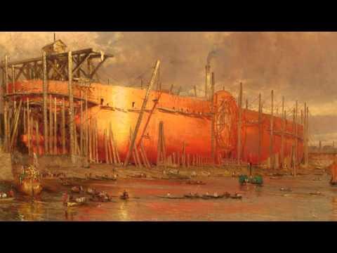Isambard Kingdom Brunel's 'Great Eastern'