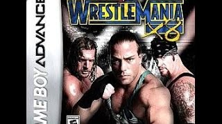 WWE: Road to Wrestlemania X8 (GameBoy Advance) - King of the Ring